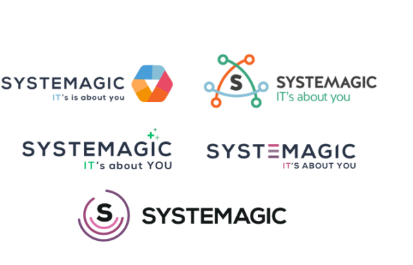 Systemagic website logo design Wiltshire, South West, UK. Boson Web worked with Systemagic local business in Bradford on Avon to launch their new brand. Boson Web help businesses with their branding