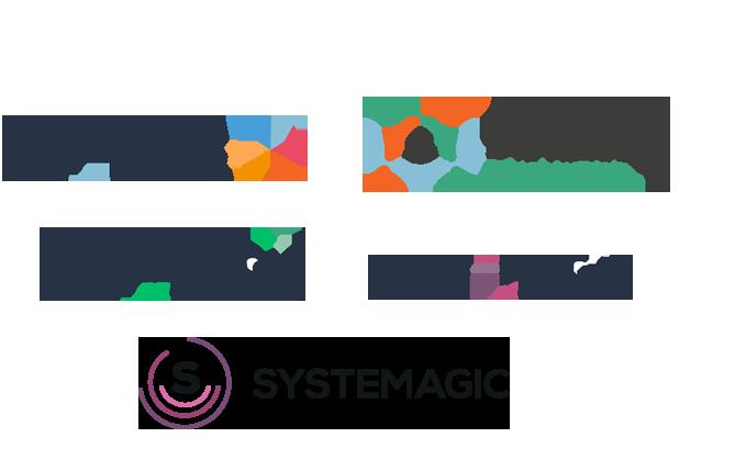 Systemagic website logo design wiltshire
