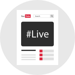 Live video - 5 Social Media Trends, Boson Web