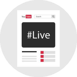 Live video - 5 Social Media Trends, Boson Web
