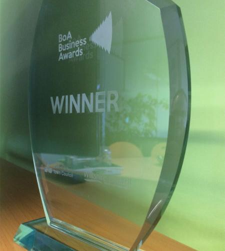 Bradford on avon award