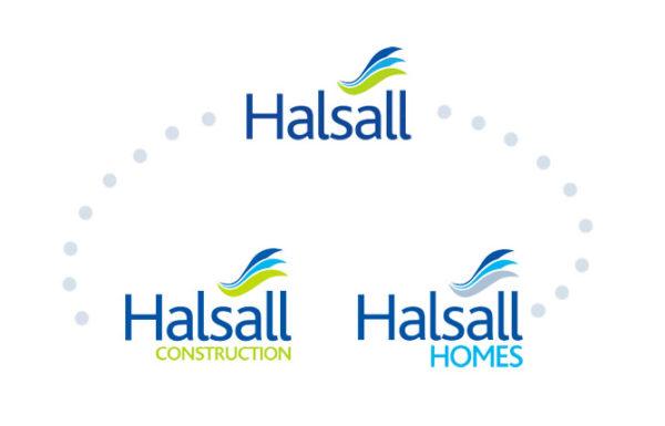 3 websites for award winning construction company; Halsall