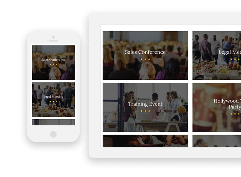Zest Responsive Website