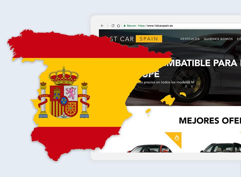 Multilingual Website