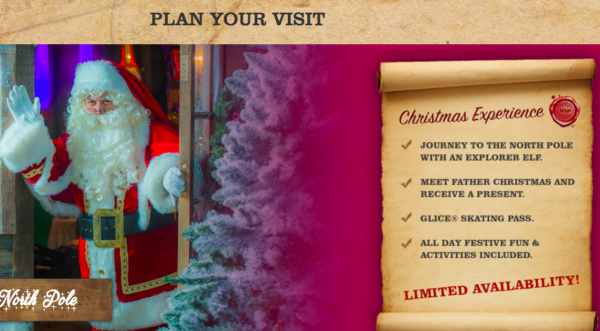 Avon Valley Christmas Experience - Planning your Christmas Visit to Avon Valley