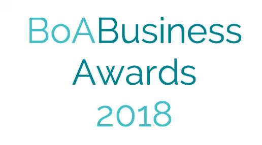 Vote for Boson Web - BoA Business Awards 2018