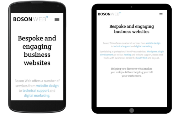 Device Rendering for SEO - Boson Web, SEO