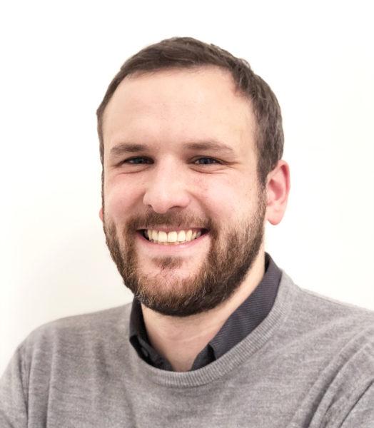 New Senior Web Designer Jon Ladd!